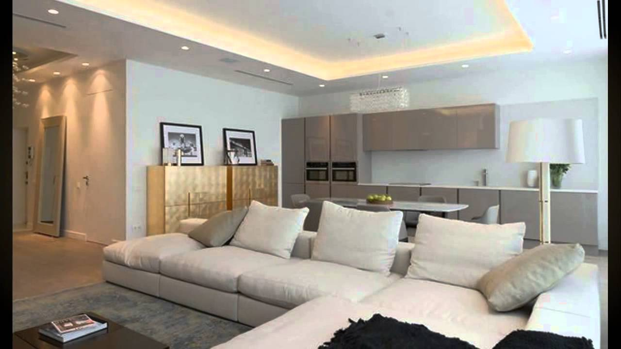 гостиная дизайн интерьера 3