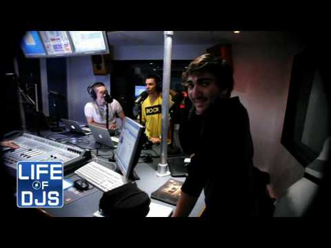 Life of Djs // Radio Sensation // Battle Dj, Alex Todd, Marko, Sam One, Willmig (Part 3)