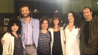 HUGE Gilmore Girls Reunion - Movie Coming Soon?