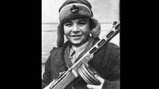 Баста, Партизан./Soviet partisans