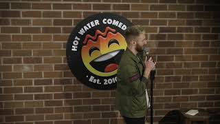 Connor Jennings LIVE at Hot Water Comedy Club