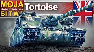 Tortoise - robię mielonkę ulobionym niszczycielem :) - World of Tanks
