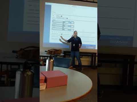 WebAdvisor Seminar at Minarets High School