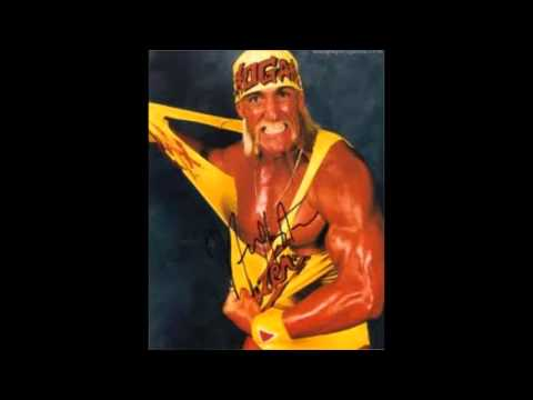 1 Hour of WWE Hulk Hogan Theme Song