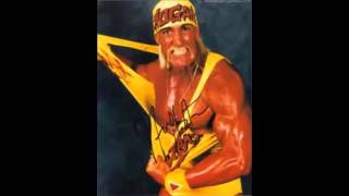 1 Hour of WWE Hulk Hogan Theme Song