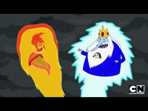 Adventure Time - Frost & Fire (Preview) Clip 2