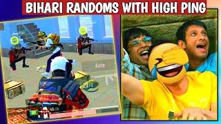 BIHARI TEAMMATES WITH HIGH PING FULL COMEDY|pubg lite video online gameplay MOMENTS BY CARTOON FREAK screenshot 3