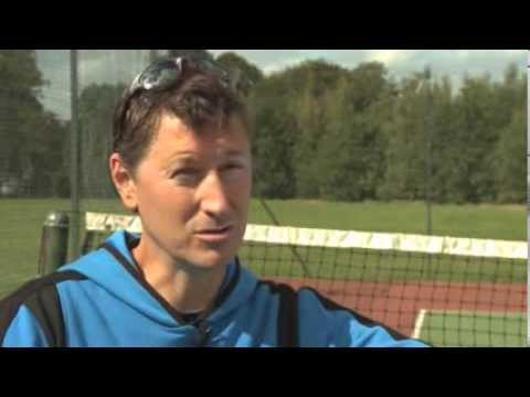 """ITF Tennis Xpress: Interview with Mark Tennant - """"Using the Slower Balls for Adults"""""""