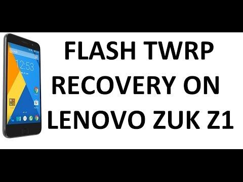 [HOW-TO] TWRP | ZUK Z1 | D Tech Terminal