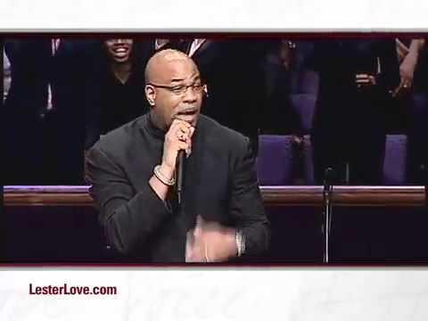 Bishop Lester Love - Love Songs