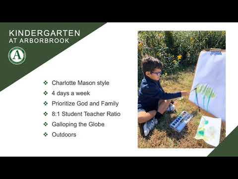 Arborbrook Christian Academy Kindergarten Open House 2020