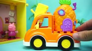 海绵宝宝 房子组合玩具 迪士尼