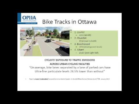 Creating a Bicycle Friendly Community in Ottawa