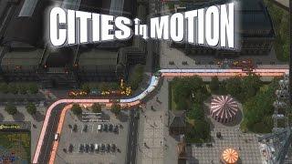Cities in Motion [1080p|60FPS] #015 - Die Monorail in St. Petersberg! ★ LP CIM