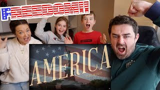 New Zealand Family Reacts to 4TH OF JULY History!! What is Independence Day?