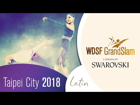 Marquez - Sabalo, PHI | 2018 GS LAT Taipei City | R2 J | DanceSport Total
