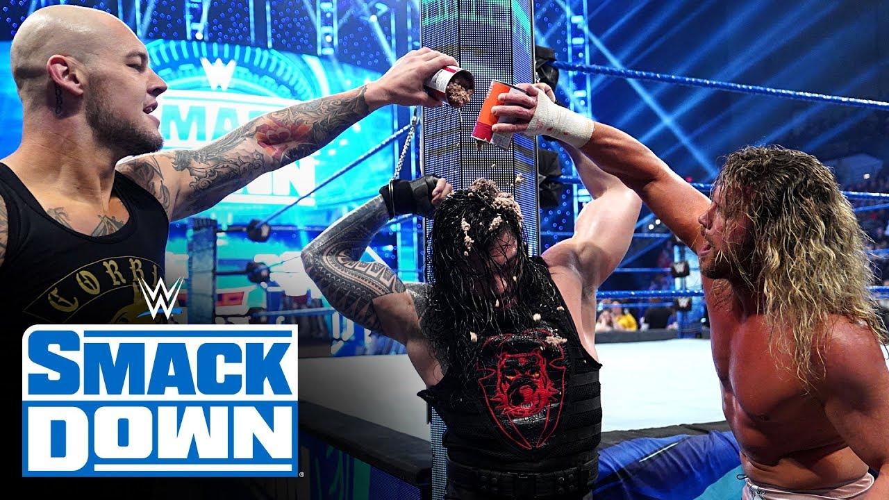 Download King Corbin chains up Roman Reigns: SmackDown, Dec. 6, 2019