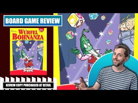 Europhile Reviews: Wurfel Bohnanza - Dice game