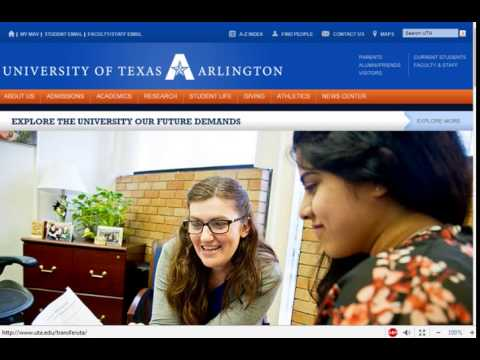 191  The University of Texas at Arlington