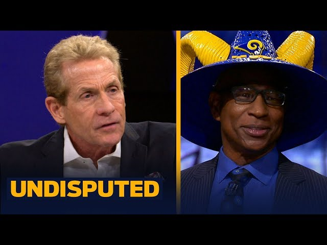 Eric Dickerson: You can't say the Rams were lucky to advance to the Super Bowl | NFL | UNDISPUTED