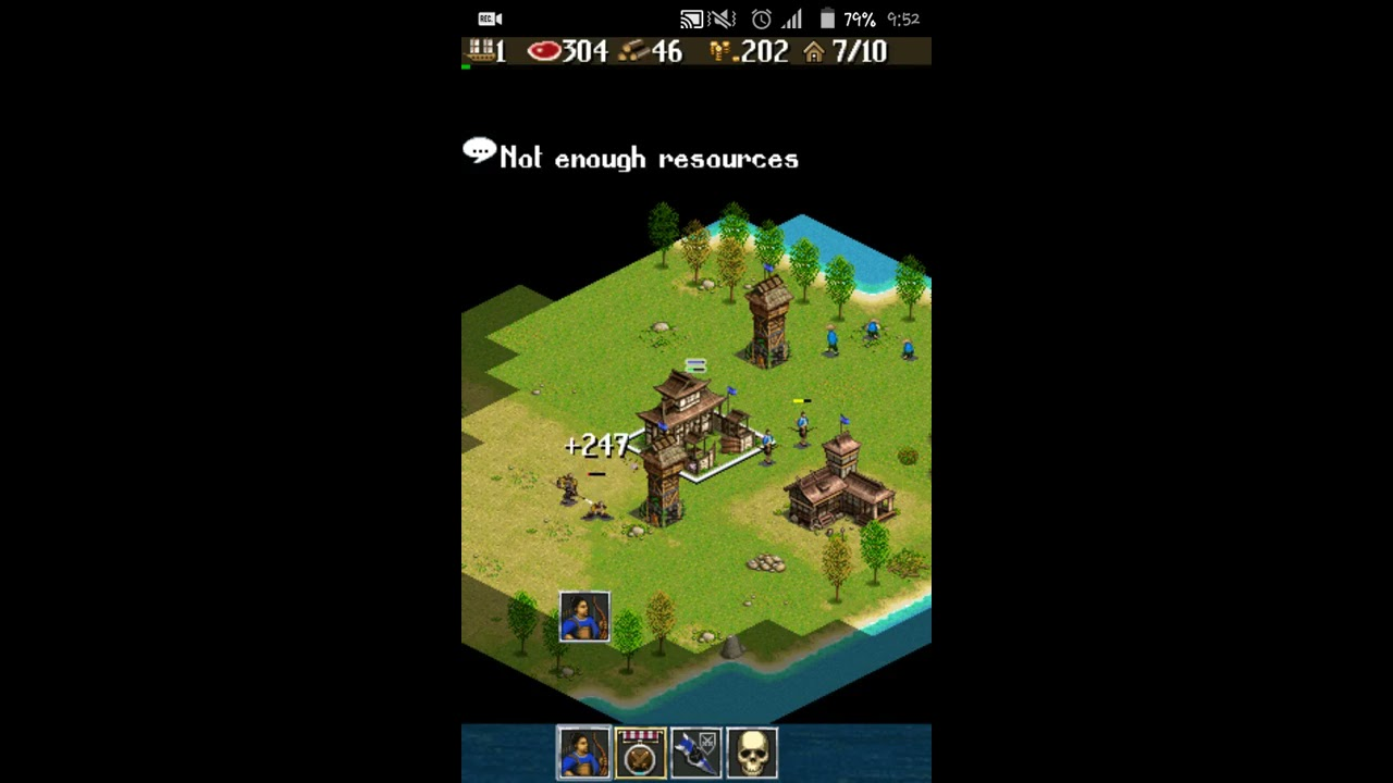 AOE 3 - AGE OF EMPIRES 3 ON ANDROID ZENFONE 4