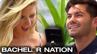 Dylan & Hannah Get Engaged! 💍 | Bachelor In Paradise