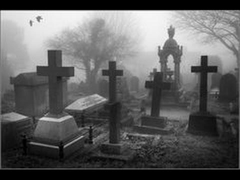 Overnachten Op Een Eng Kerkhof Youtube