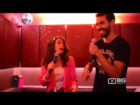 Lucky Voice Karaoke Bar London for Karaoke Party and Karaoke Sing