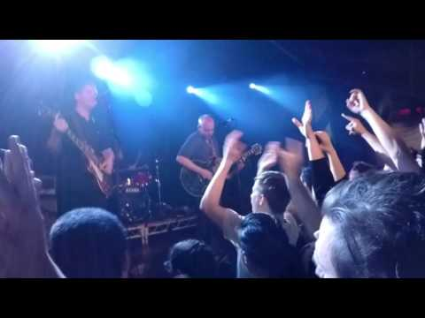 The Menzingers  -Full set(1/2)-  at Oxford Art Factory in Sydney on Feb 12, 2017.