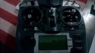 Dicas básicas aeromodelos elétricos, radio receptor, eletrônica e comandos