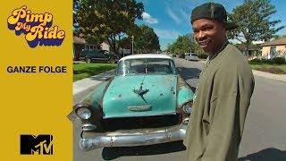 Pimp My Ride | Gaฑze Folge | Episode 13 | Staffel 2 | 1955 Chevrolet Bel Air | MTV Germany