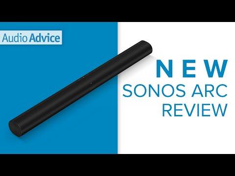 new-sonos-arc-review-|-dolby-atmos-soundbar!
