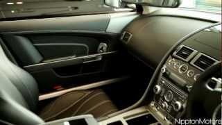The New 2014 Aston Martin DB9 Convertible