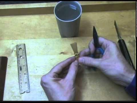bassoon reed making