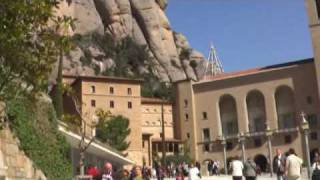 "Montserrat, Barcelona - ""With every breath"" by Mark Salona"