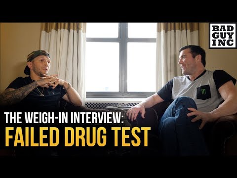 "T.J. Dillashaw... ""I CHEATED"" (Failed Drug Test / EPO)"
