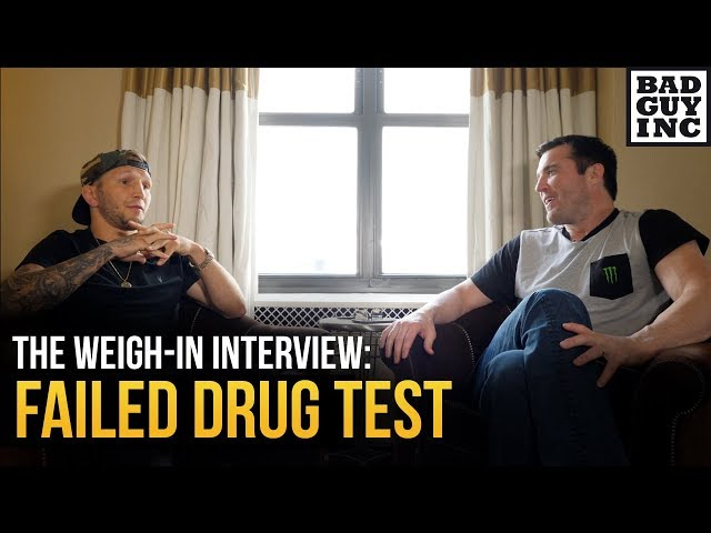 "T.J. Dillashaw... ""I CHEATED"" (Failed Drug Test / EPO)"