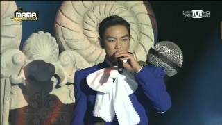 (TOP) - (DOOM DADA) at 2013 MAMA