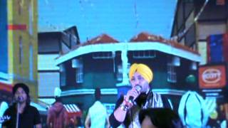 Dilbagh singh live dhink chika song in a private party..