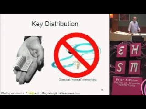 Introduction to Quantum Cryptography 2017