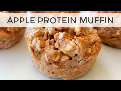 Pumpkin Chocolate Nick Oat Protein Muffins