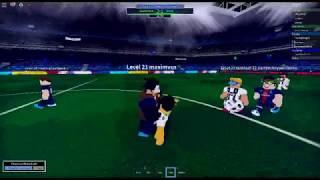 ROBLOX-TPS: Juventus 3-1 PSG (12/3/2019) 2nd Half