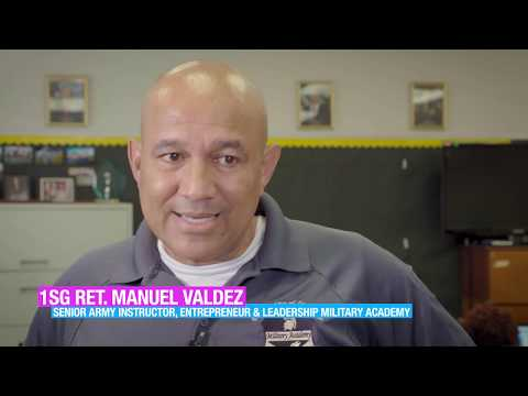 Hollywood Hills High School Magnet Program - Entrepreneur and Leadership Military Academy