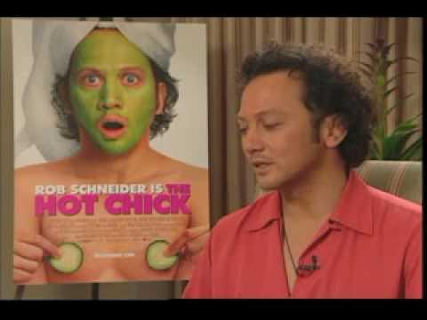 Stephanie Ripstein Interviews Rob Schneider - Hot chick