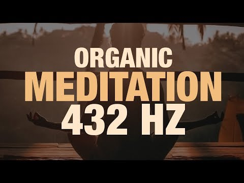 One Hour Meditation Music in 432Hz Tuning / Free Download