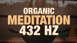 One Hour Meditation Music in 432Hz Tuning / Free Download - Free Music for Video