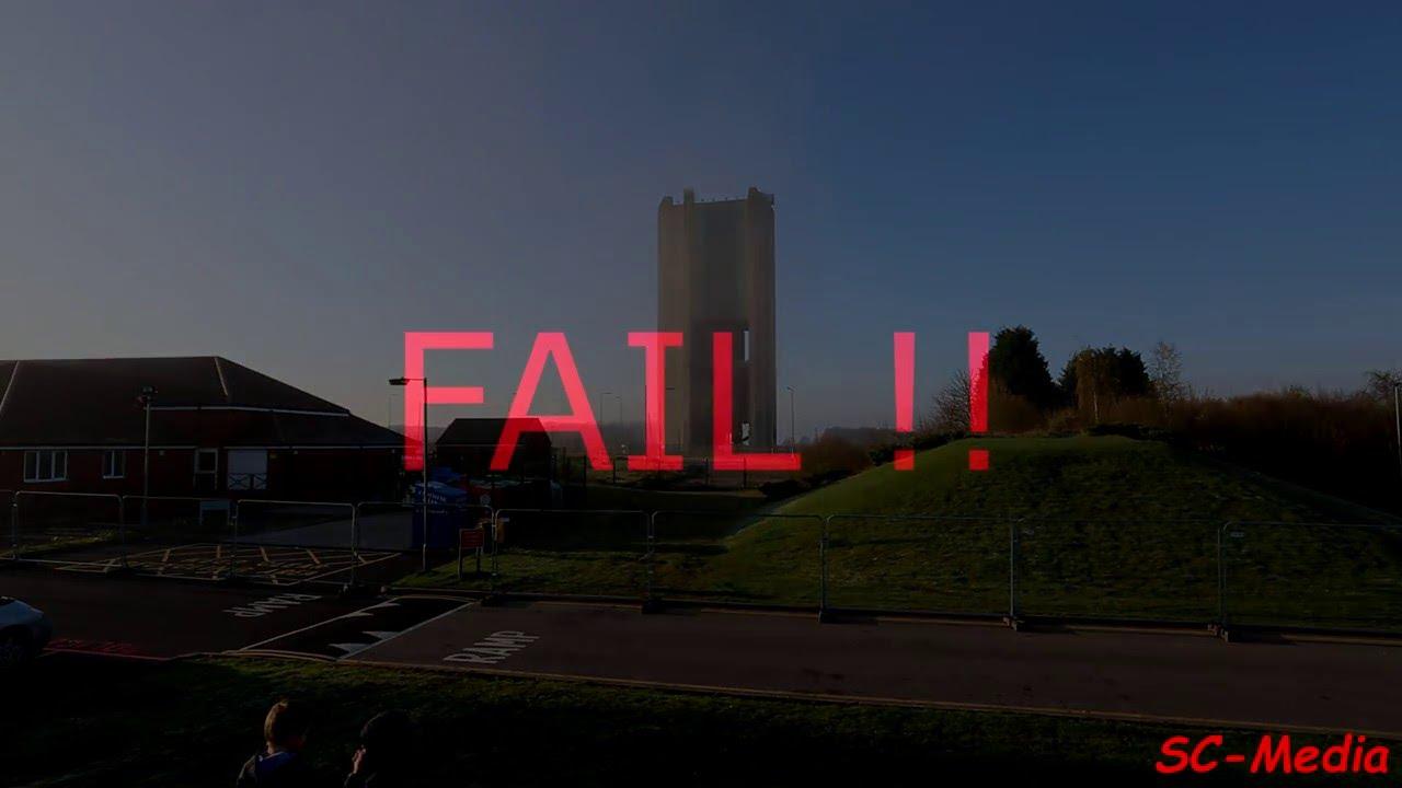 Harworth pit demolition fail - Jukin Media Verified ...