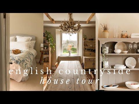 Georgian English Country House Tour