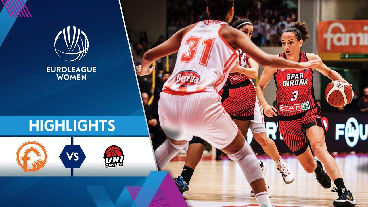 Beretta Famila Schio - Spar Girona | Highlights | EuroLeague Women 2021/22