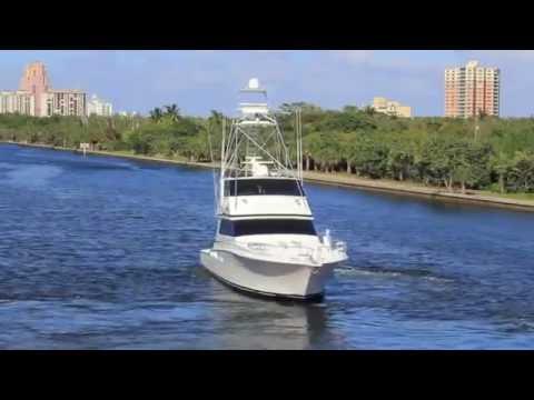 Viking Yacht For Sale 72 Sportfish Convertible